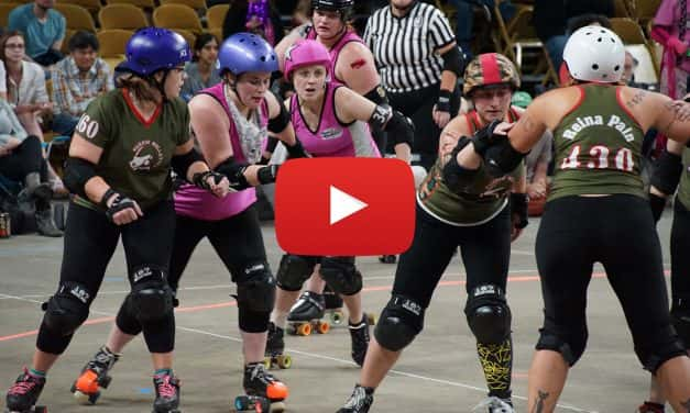Video: About the Bout and the Thrill of the Spill