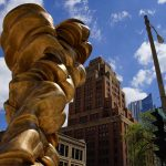 """Tony Cragg's """"Mixed Feelings"""" sculpture to be installed outside City Hall"""