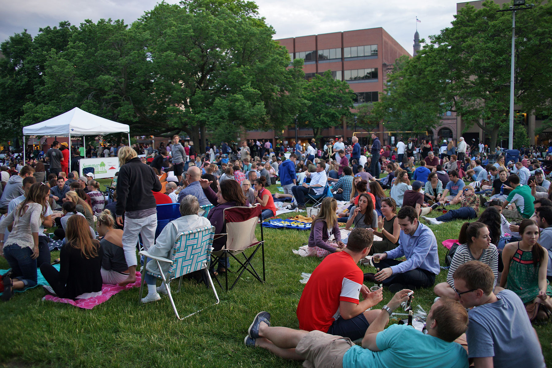 Guide To Free Milwaukee County Parks Summer Of Entertainment The Milwaukee Independent