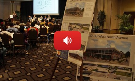Audio: Inspirational highlights from ACRE commencement
