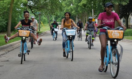 Cycling infrastructure and inequality: Ensuring Milwaukee is bike-friendly for all urban residents
