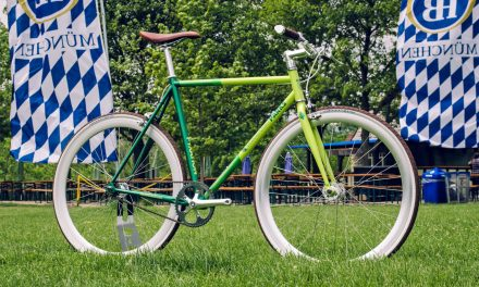 Traveling Beer Gardens to feature custom Fxyation bicycle design