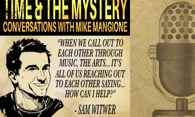 Time & The Mystery Podcast: Sam Witwer (Part 2)