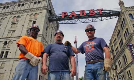 Photo Essay: Development surges at Pabst Brewery Complex