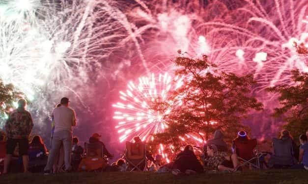 Photo Essay: Milwaukee celebrates America's birthday