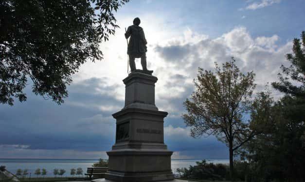 Fundraising campaign seeks to restore Juneau Park statues