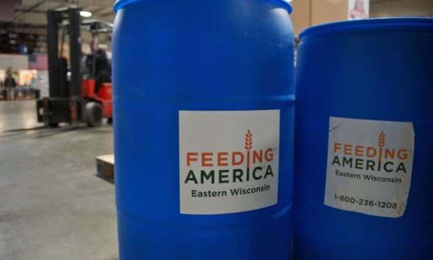 Milwaukee community raises $289K for Feeding America Eastern Wisconsin