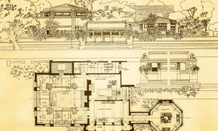 Wasmuth Portfolio exhibit to celebrate Frank Lloyd Wright's 150th anniversary