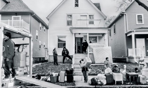 'Evicted' highlights how time has stood still since open housing marches