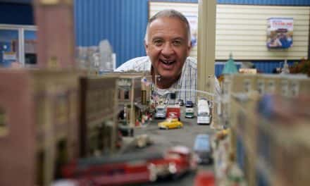 Photo Essay: A massive world of miniature trains