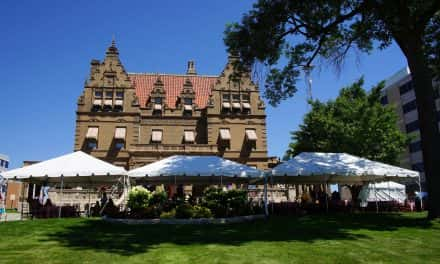 "Pabst Mansion to co-host first ""Evening Fit for a Baron"" in more than 30 years"