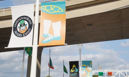 Milwaukee Irish Fest founder honored with distinguished award from Ireland