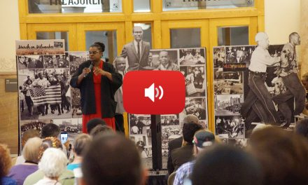 Audio: Voices from August 28 and Milwaukee's Fair Housing Marches