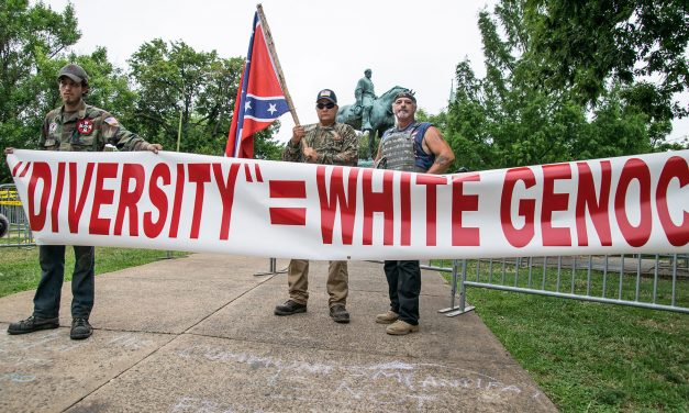 Charlottesville sees a new generation of White Supremacists emerge
