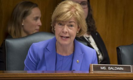 "Senator Baldwin questions DHS over defunding ""Life After Hate"" program"