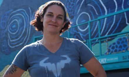 Stacey Williams-Ng: Big fish and lots of joy
