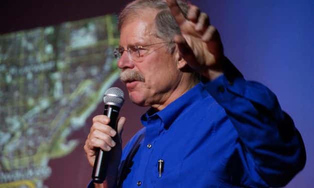 An evening with John Gurda: Smokestacks on the Lakefront