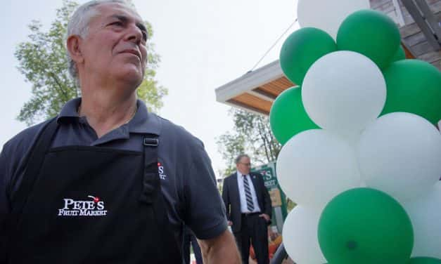 Beloved Pete Tsitiridis brings food, family, and the future to MLK Drive