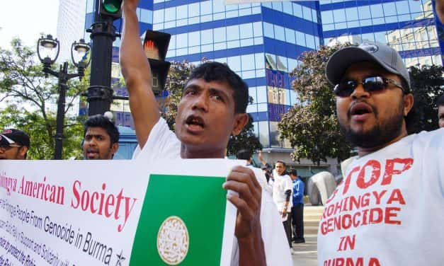 Local Rohingya Muslims plead for help to stop Myanmar genocide
