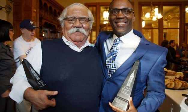 Reggie Jackson and Jesús Salas honored with 2017 Frank P. Zeidler Award