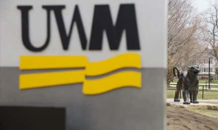 "UWM earns national designation as ""Military Friendly School"""