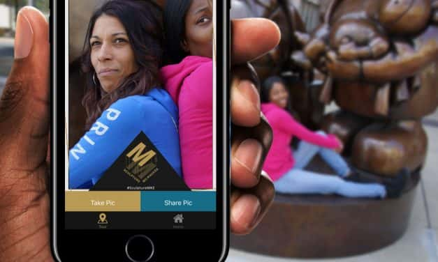 Sculpture Milwaukee releases mobile tour app with interactive features