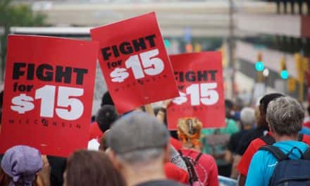 Low-paid Wisconsin workers left behind as border states increase wages
