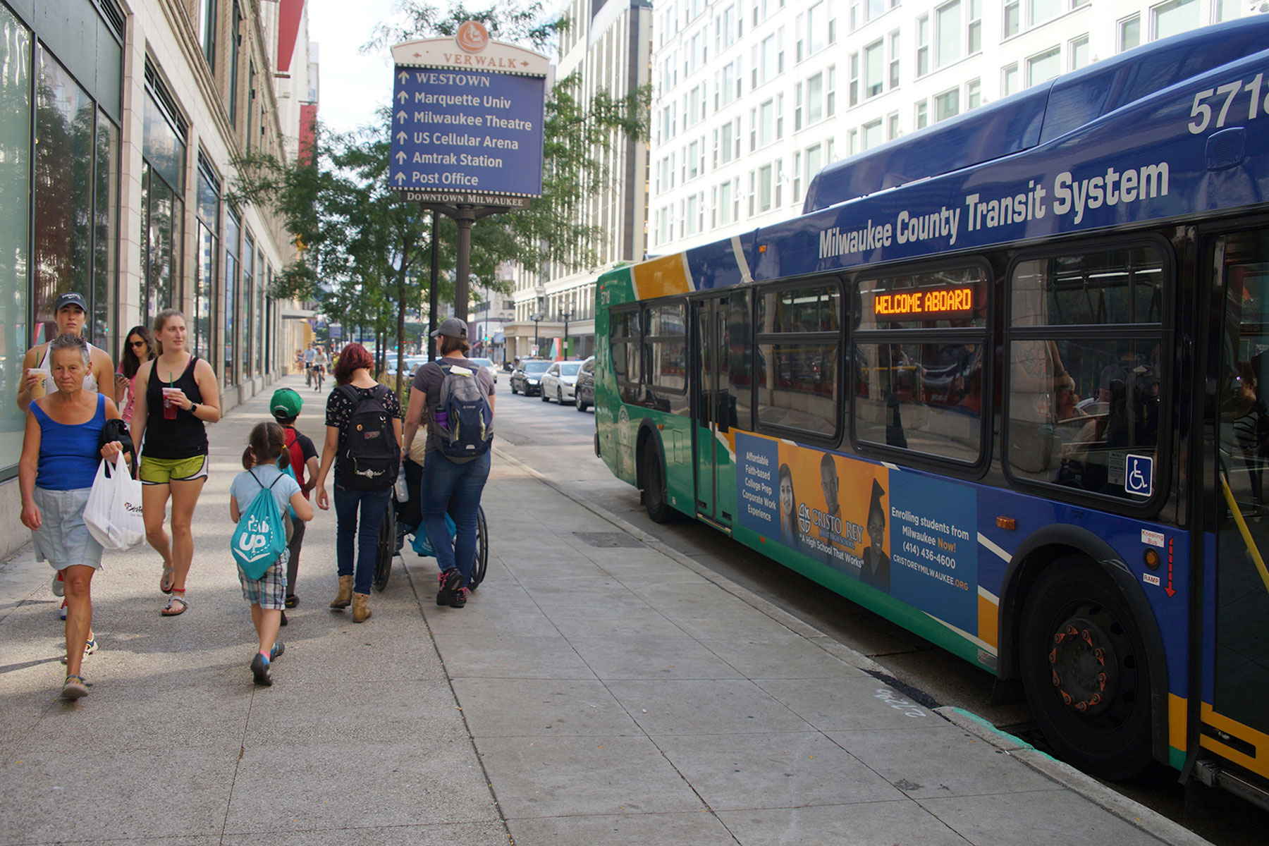 "mcts offers free rides for activities with ""take your kid on the bus"