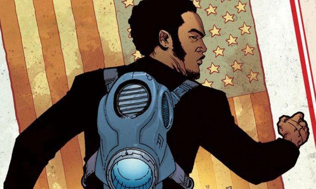 John Ridley's comic book sequel continues journey of black hero in alternate timeline