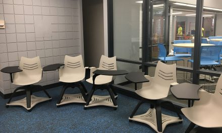 St. Thomas More kicks off school year with new Learning Commons
