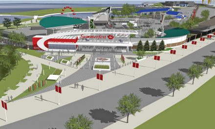 Henry Maier Festival Park to get new North Entry Gate and Plaza