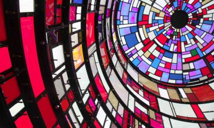 Tom Fruin artwork to crown renovated Coakley Brothers building