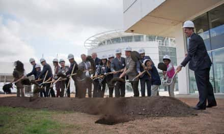 Discovery World breaks ground on a new decade of learning