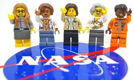 LEGO honors Women of NASA with mini-figure set of STEM professions