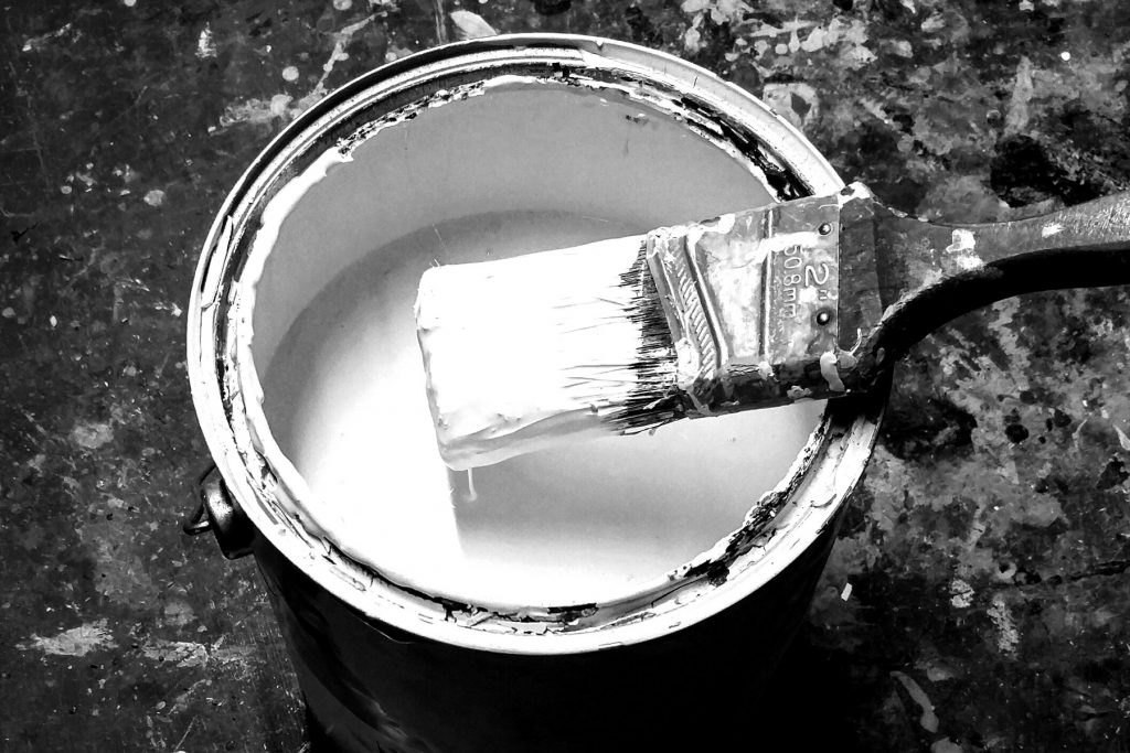 colepaintbrushbw_photo