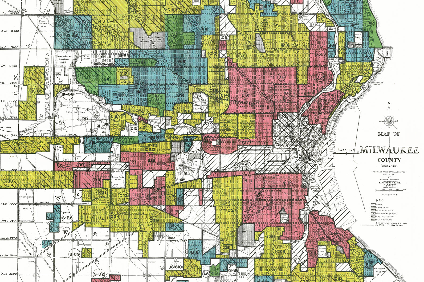 The Color Of Law And Government Designed Segregation The Milwaukee