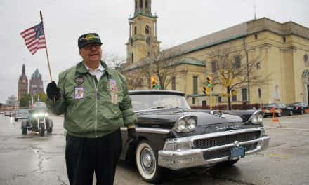 Photo Essay: Milwaukee's 54th Annual Veterans Day Parade salutes hometown heroes