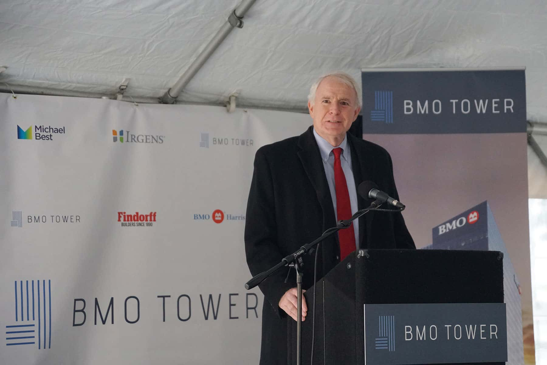 Bmo tower embarks on downtown construction with groundbreaking 111617bmotower257 malvernweather Choice Image