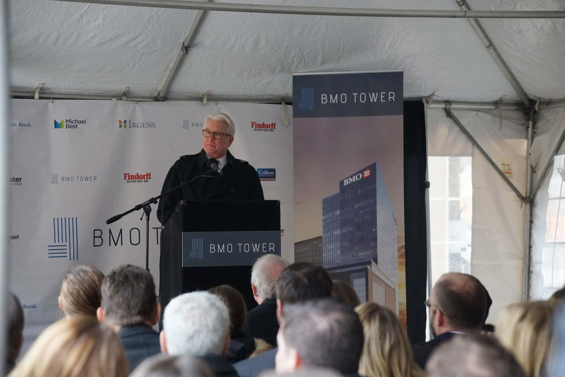 Bmo tower embarks on downtown construction with groundbreaking 111617bmotower327 malvernweather Choice Image
