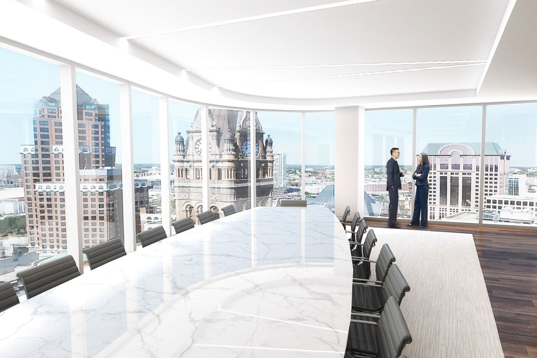 Bmo tower embarks on downtown construction with groundbreaking bmotowerrender05 malvernweather Choice Image
