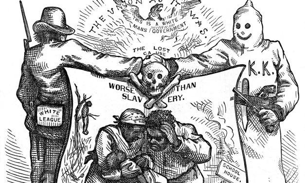 America's Herrenvolk Democracy is a social democracy for the white majority