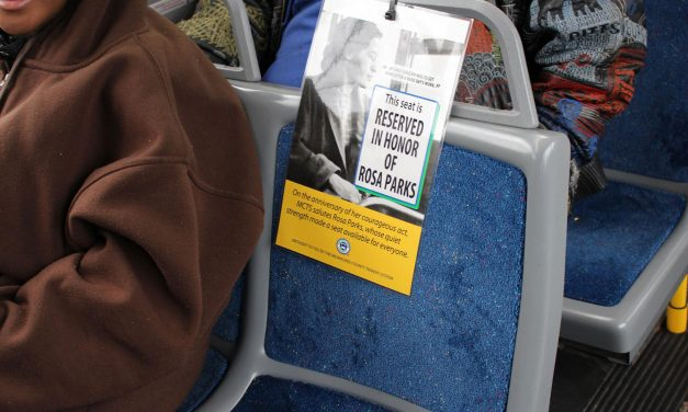 MCTS honors Rosa Parks on anniversary of her resistance to bus segregation