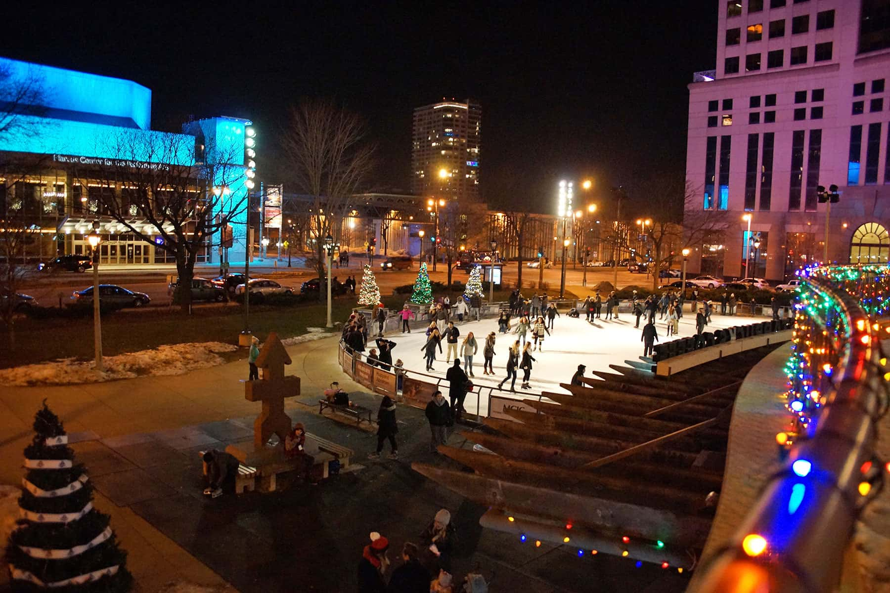 Slice of Ice kicks off with Polar Pals skating support at Red Arrow ...