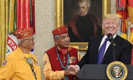 "Navajo Nation criticizes ""Pocahontas"" comment by Trump as insult original Americans"