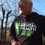 Dr. Adel Korkor: Running 50 Days in 50 States for Mental Health Awareness
