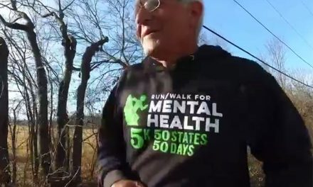 Dr. Adel Korkor: Running 50 Days in 50 States for Mental Health Awareness