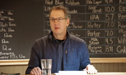 Jim Klisch and the hops behind Lakefront's brew