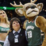 Bucks honor MCTS driver Karen Martinez-Casper for helping lost child