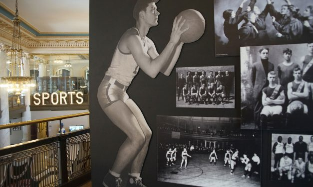 Exhibit slam dunks a historic look at sports in Milwaukee