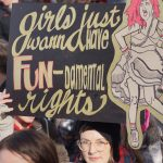 Photo Essay: Signs of the times for Milwaukee Women under Trump